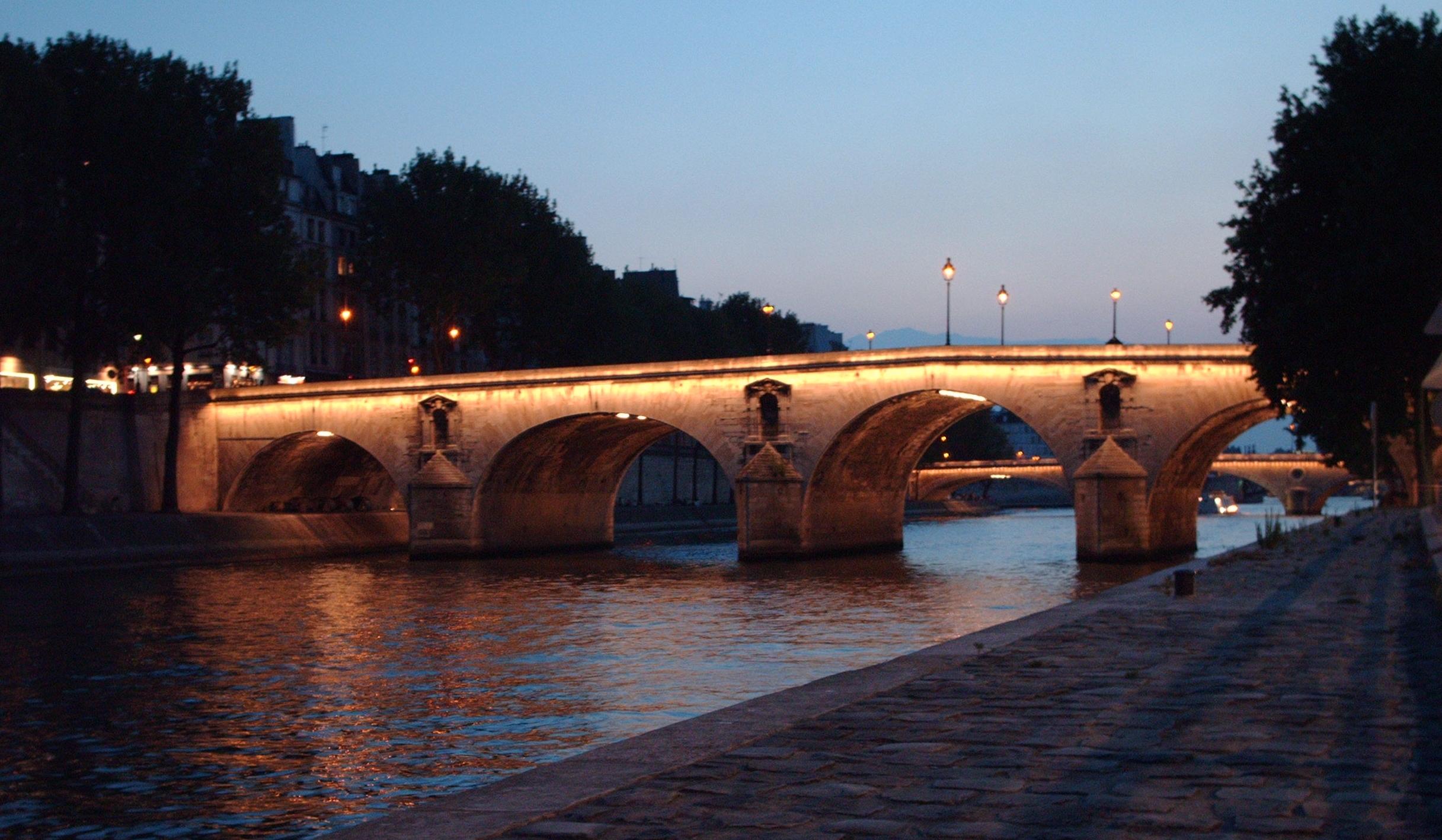 Pont Marie Wikipedia