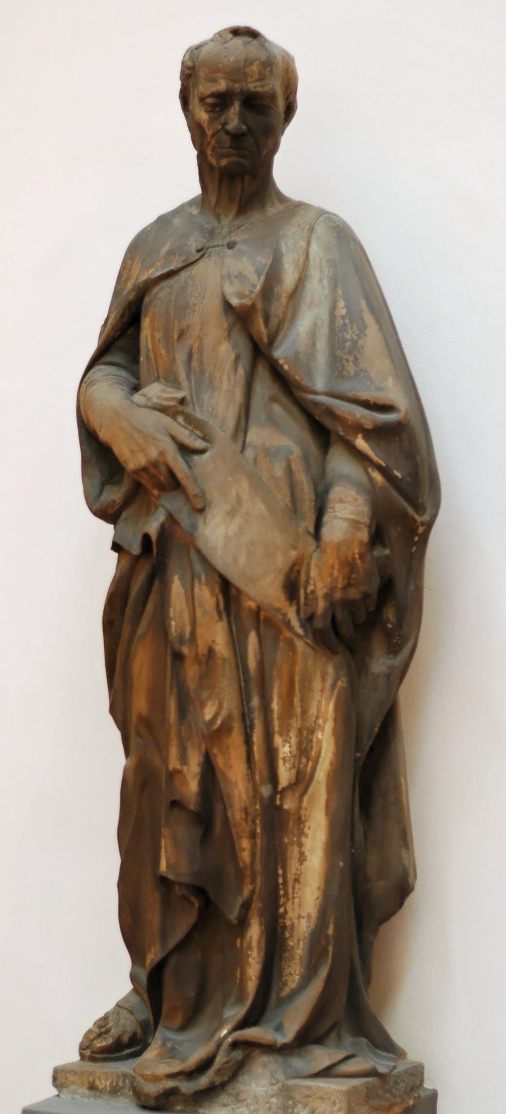 Donatello Prophet_Donatello_OPA_Florence