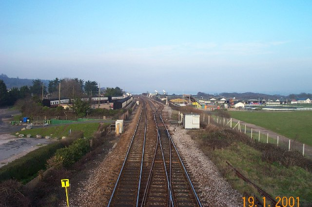 File:Railway near Dawlish Warren - geograph.org.uk - 17307.jpg
