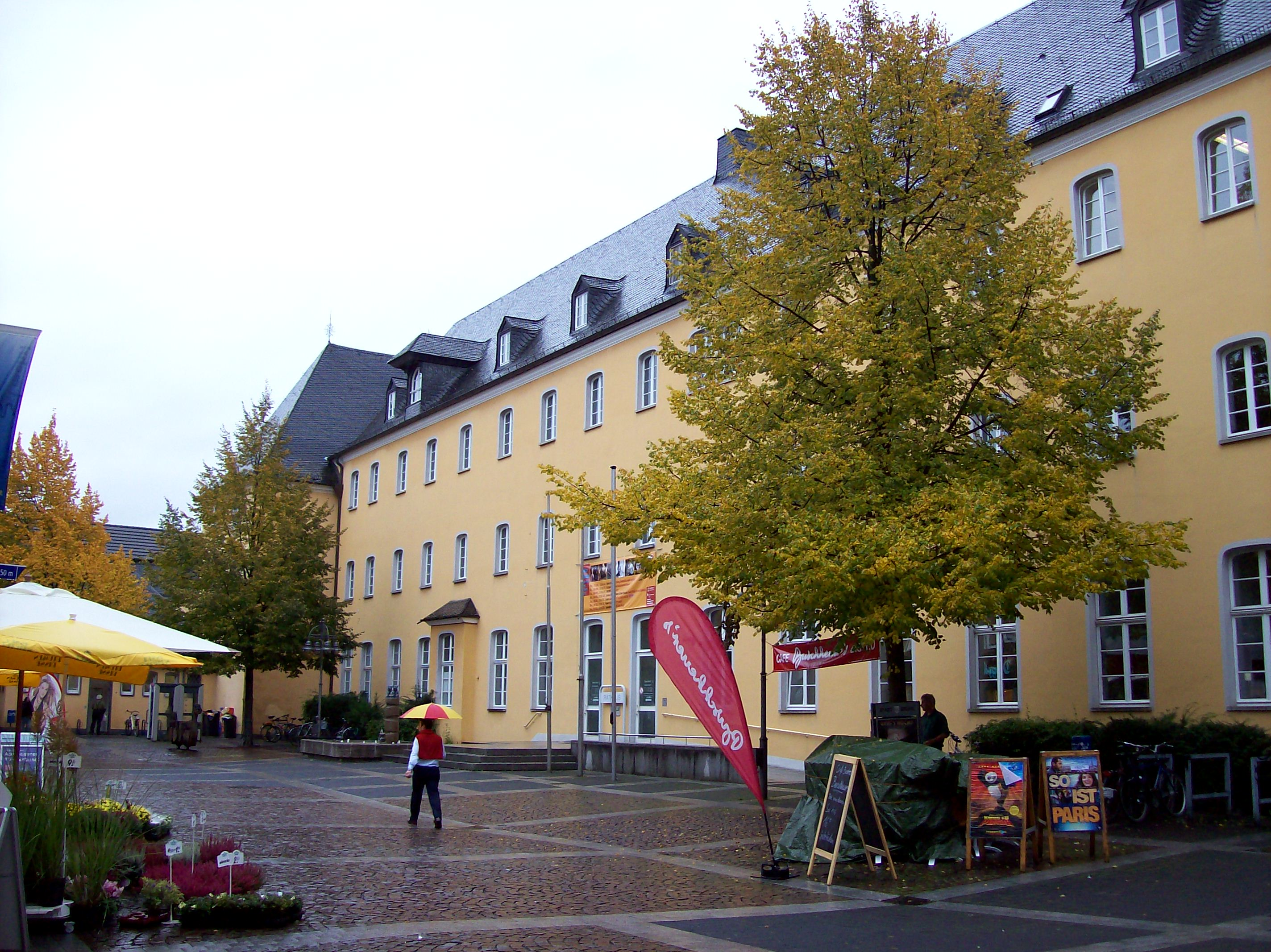 rathaus brГјhl