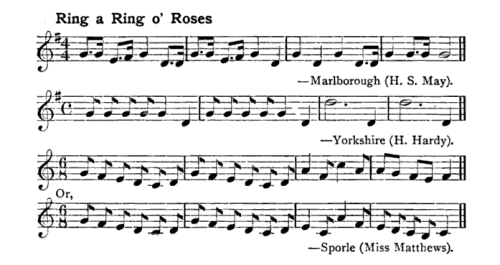 Ring a Ring o' Roses - Wikipedia