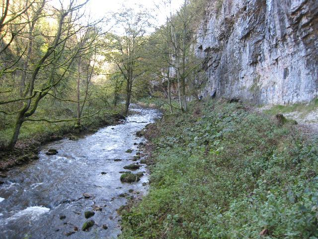 River Wye in Chee Dale - geograph.org.uk - 1081588