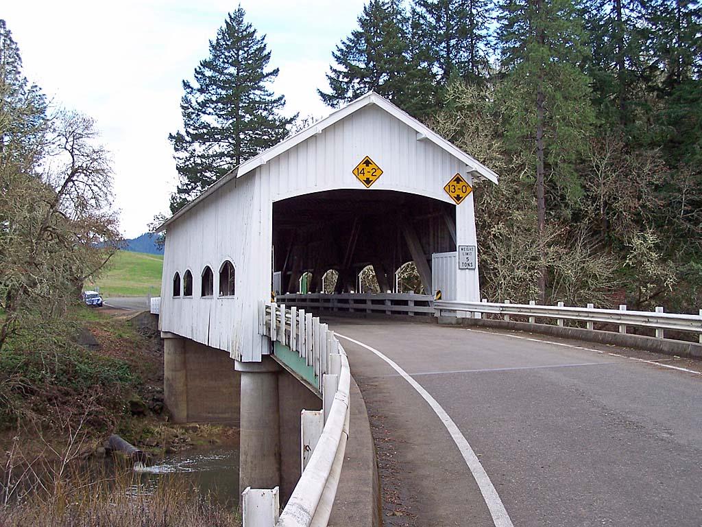 FileRochester Bridge near Oakland ORjpg Wikimedia Commons