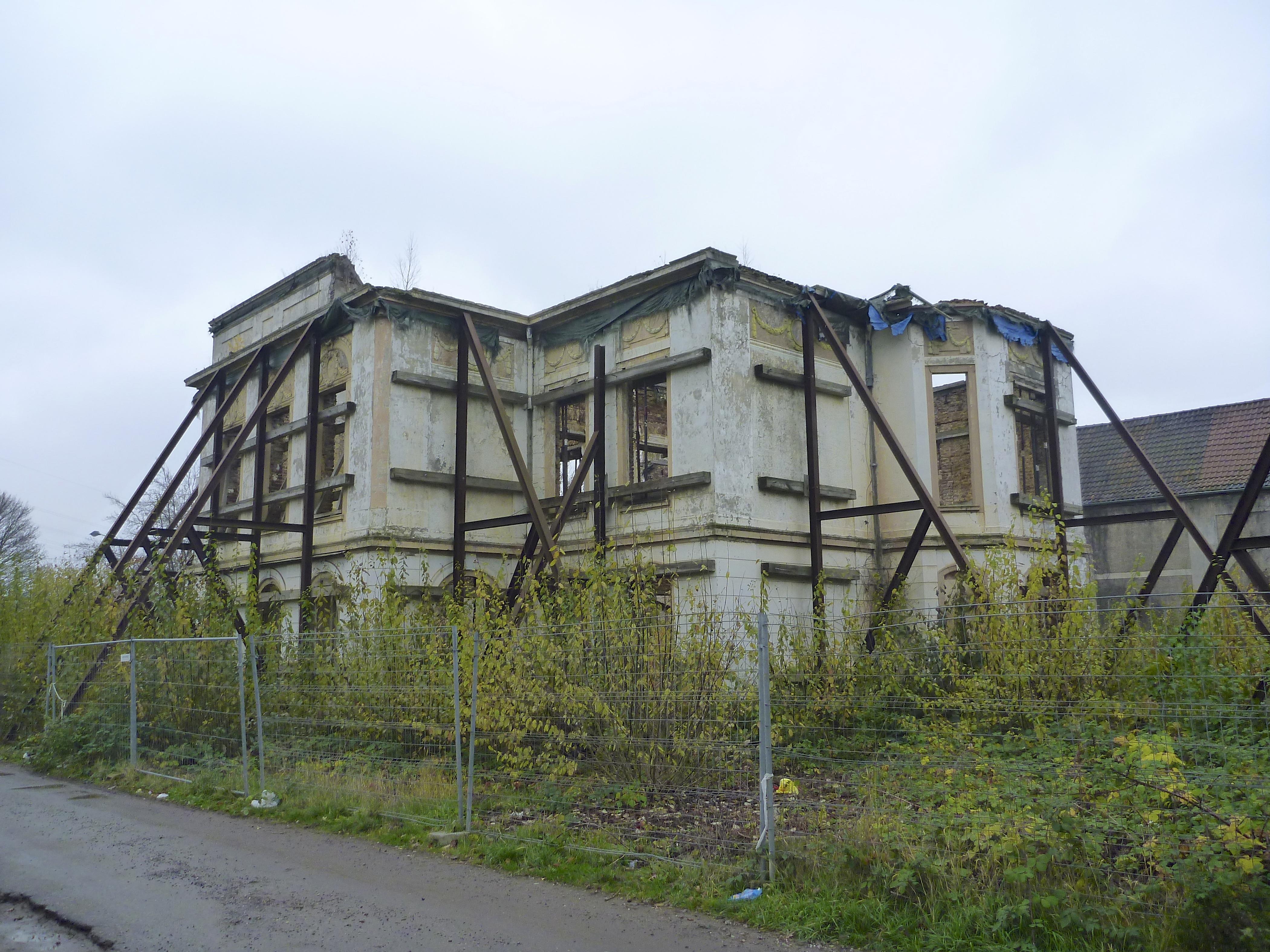 File Ruine Haus Kaisersruh Würselen Städteregion Aachen