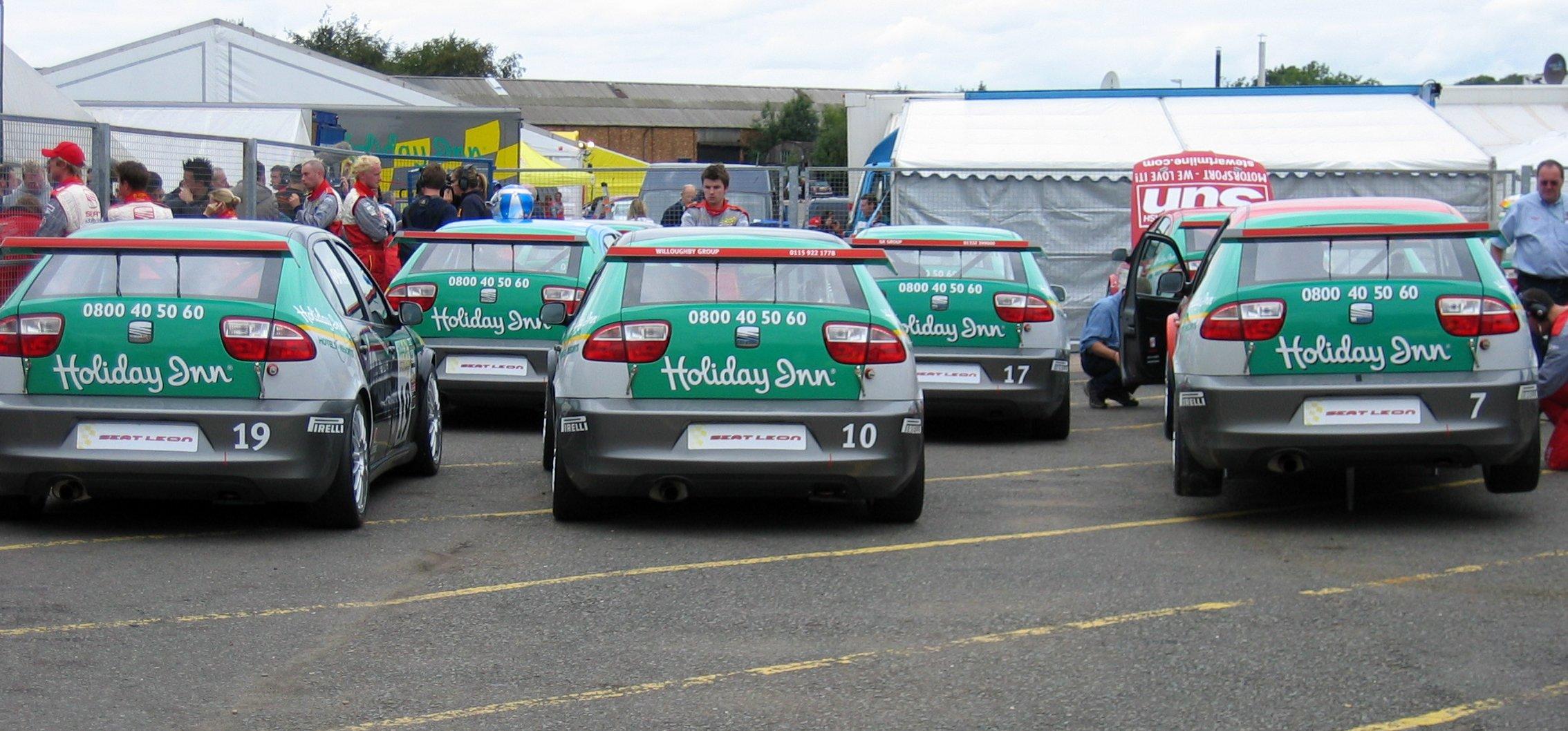 Seat Car Racing