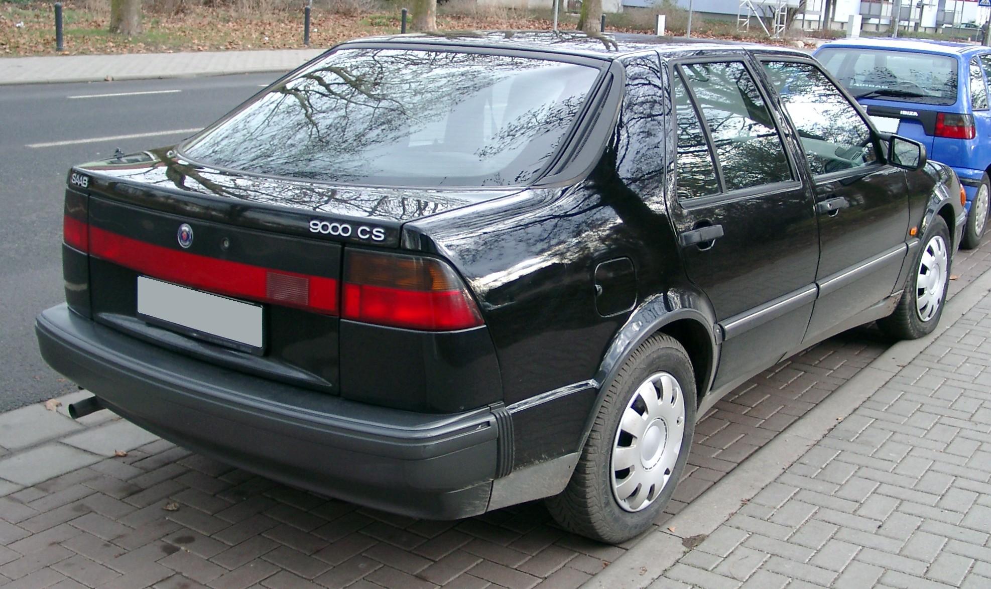 File Saab 9000 Cs Rear 20080111 Jpg
