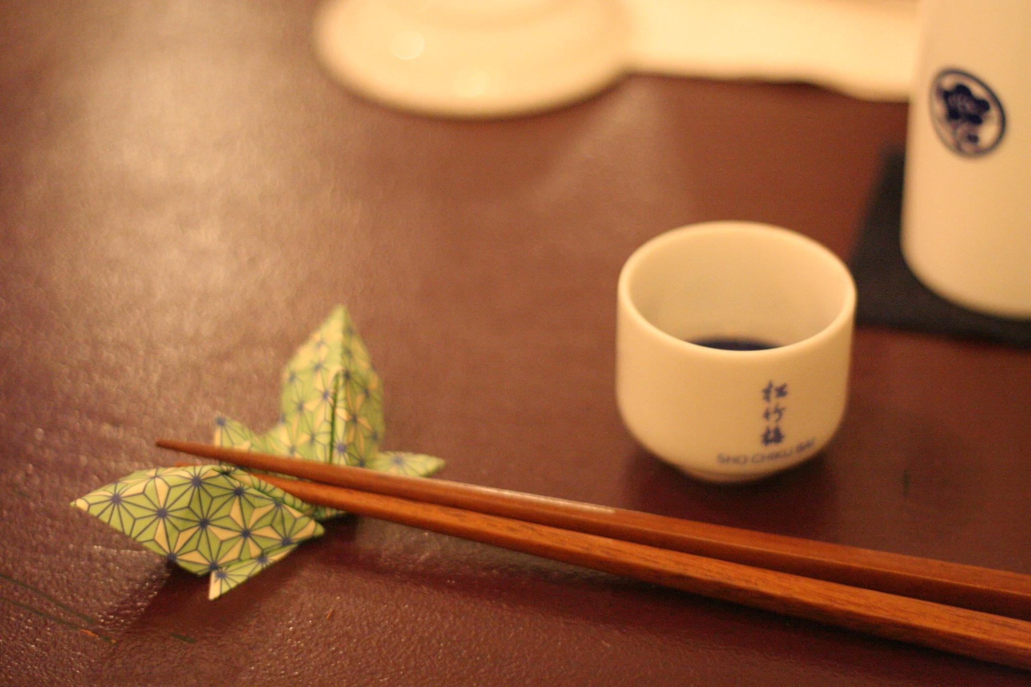 how to make chopsticks for beginners