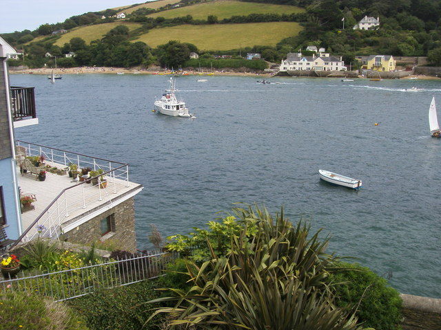 Salcombe Harbour - geograph.org.uk - 1589444