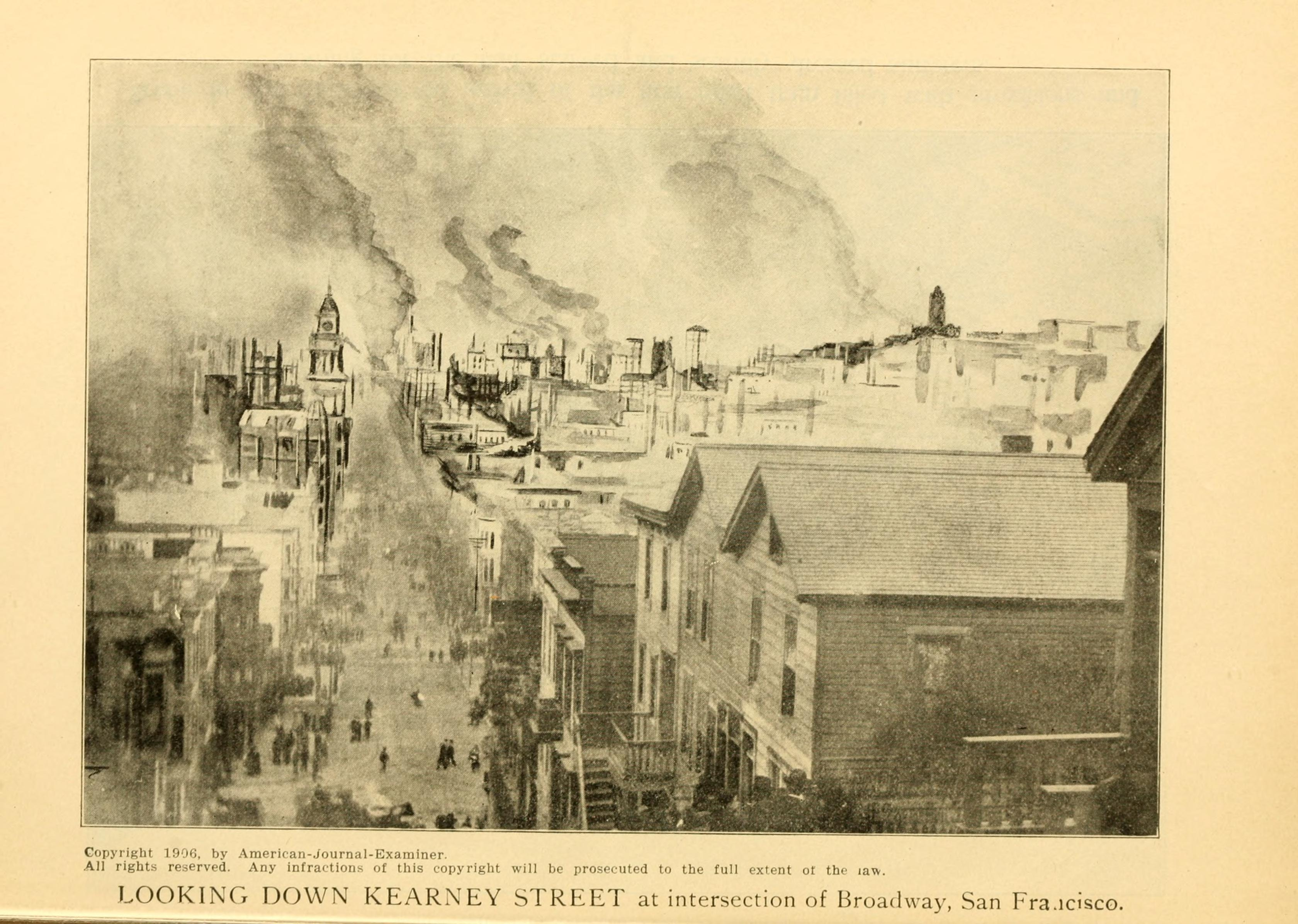 file san francisco s horror of earthquake and fire to which is added graphic accounts of