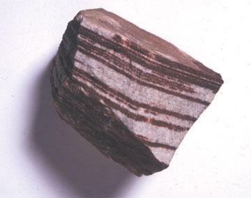 Image 3: Sedimentary Rock - Sandstone