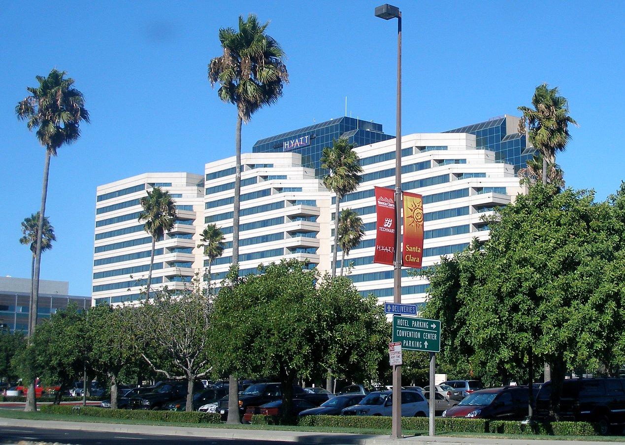 santa clara convention center hotel