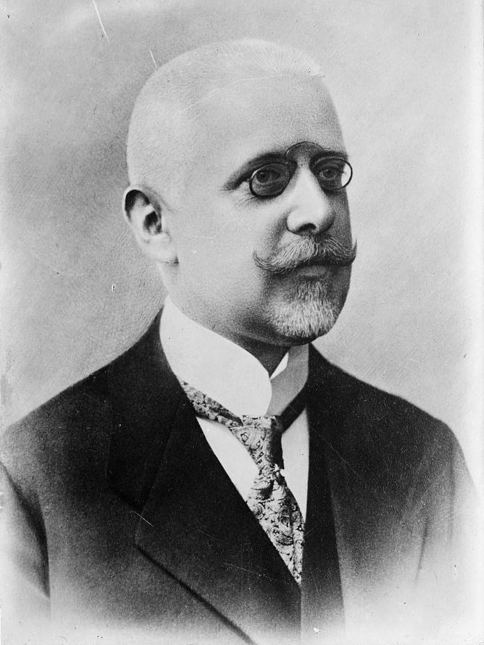Depiction of Johann Schober