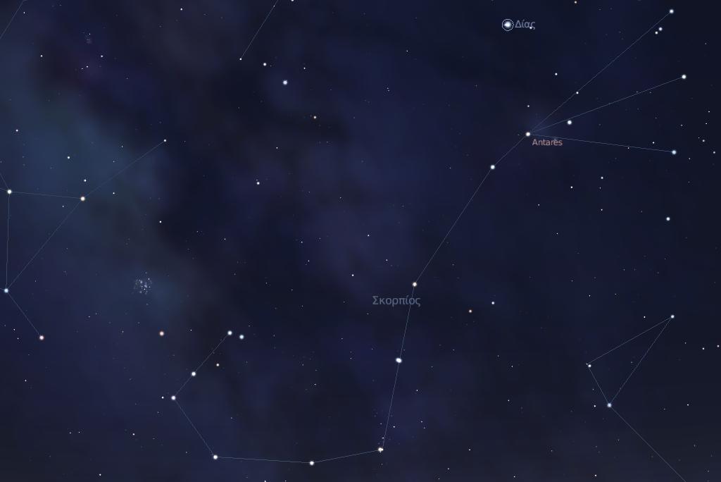 Scorpius y Júpiter desde Stellarium.png
