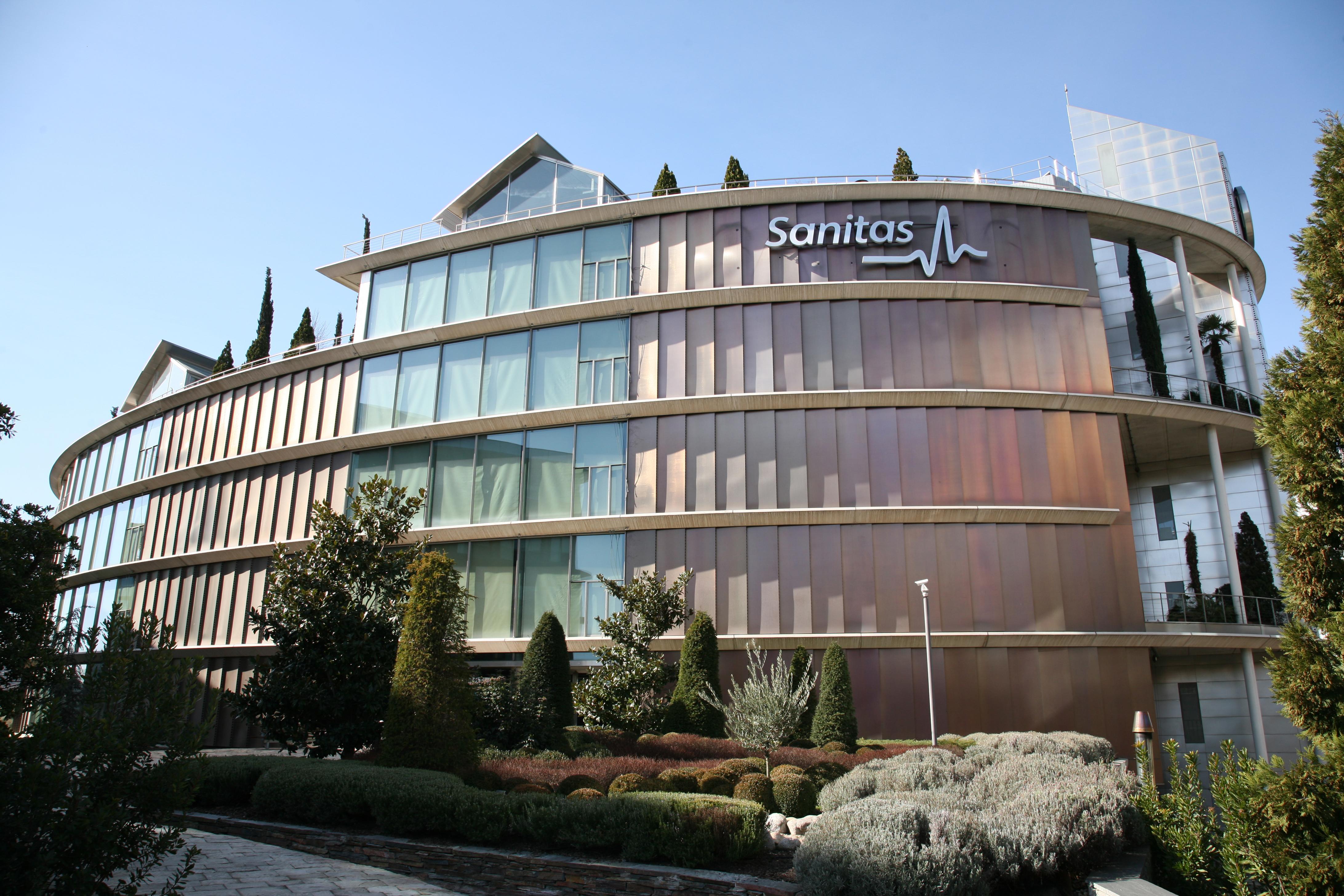 hospitales de sanitas en madrid: