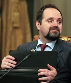 Сергей Ефимович Донской