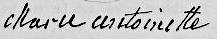 Signatur Marie-Antoinette von Österreich-Lothringen.PNG