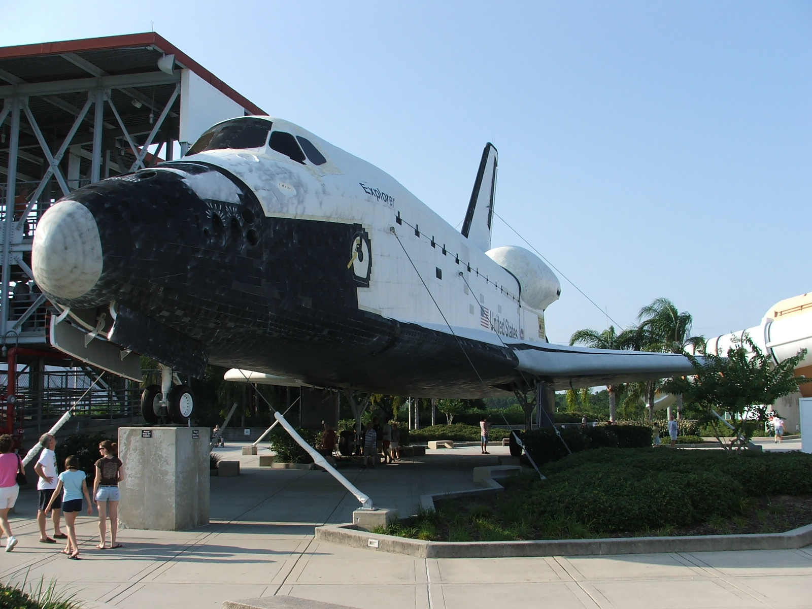 space shuttle explorer is real - photo #5