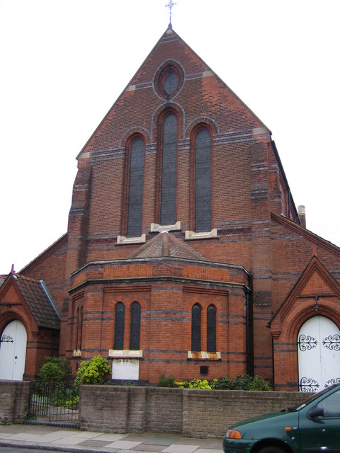 All Souls, St Margarets - Wikipedia