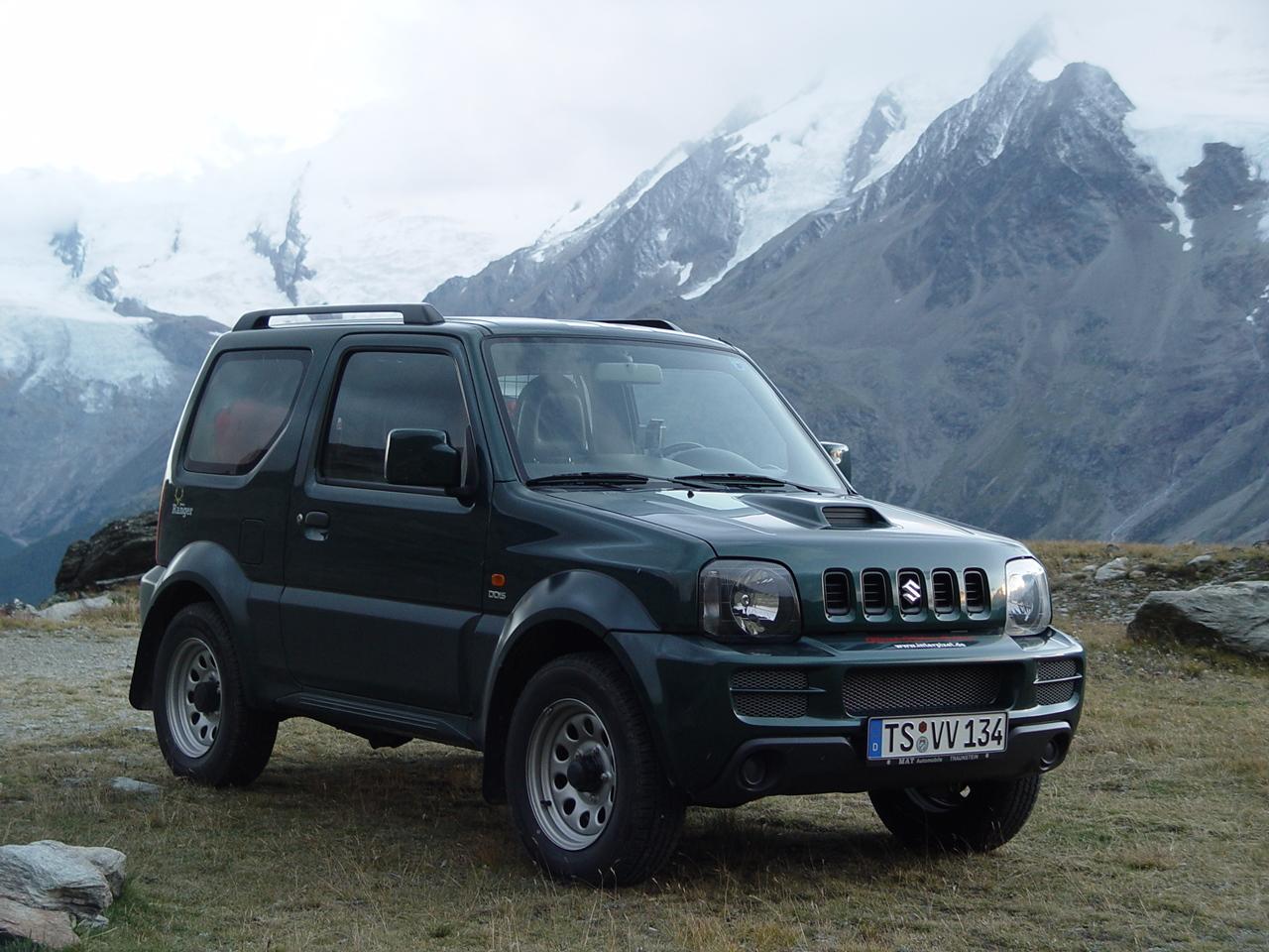 Suzuki Free