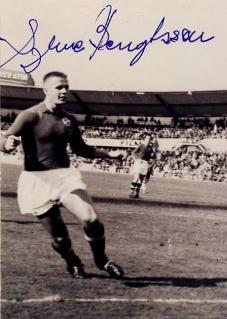 Sylve Bengtsson Swedish association football player