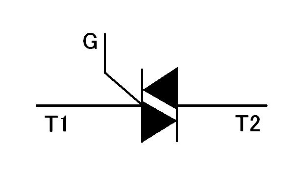 Schematic Symbol Triac Electrical Work Wiring Diagram