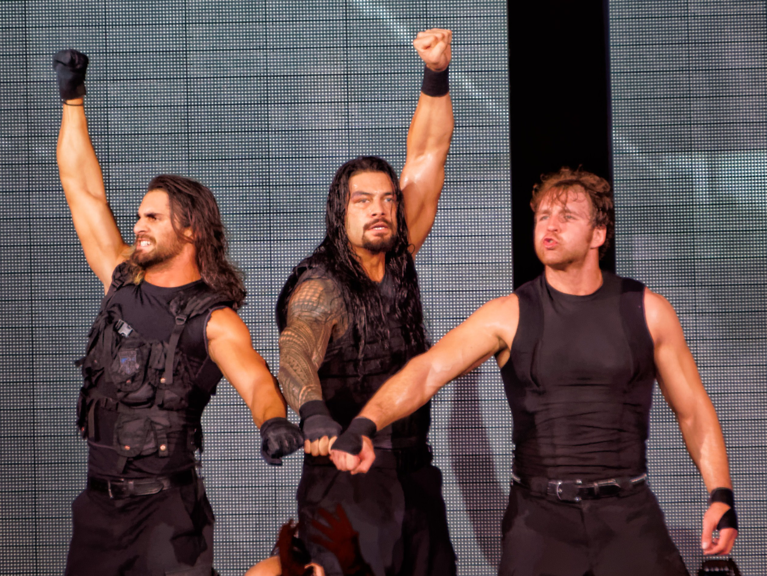 43ce7ef41ba8d The Shield (professional wrestling) - Wikipedia