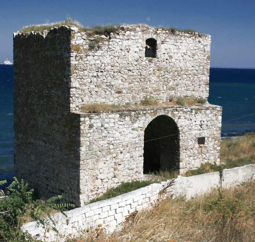 Theodosia Dokovaya tower.jpg