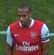 Thierry Henry scored a 174 Premier League goal...