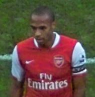 Thierry Henry scored a 174 Premier League goal...