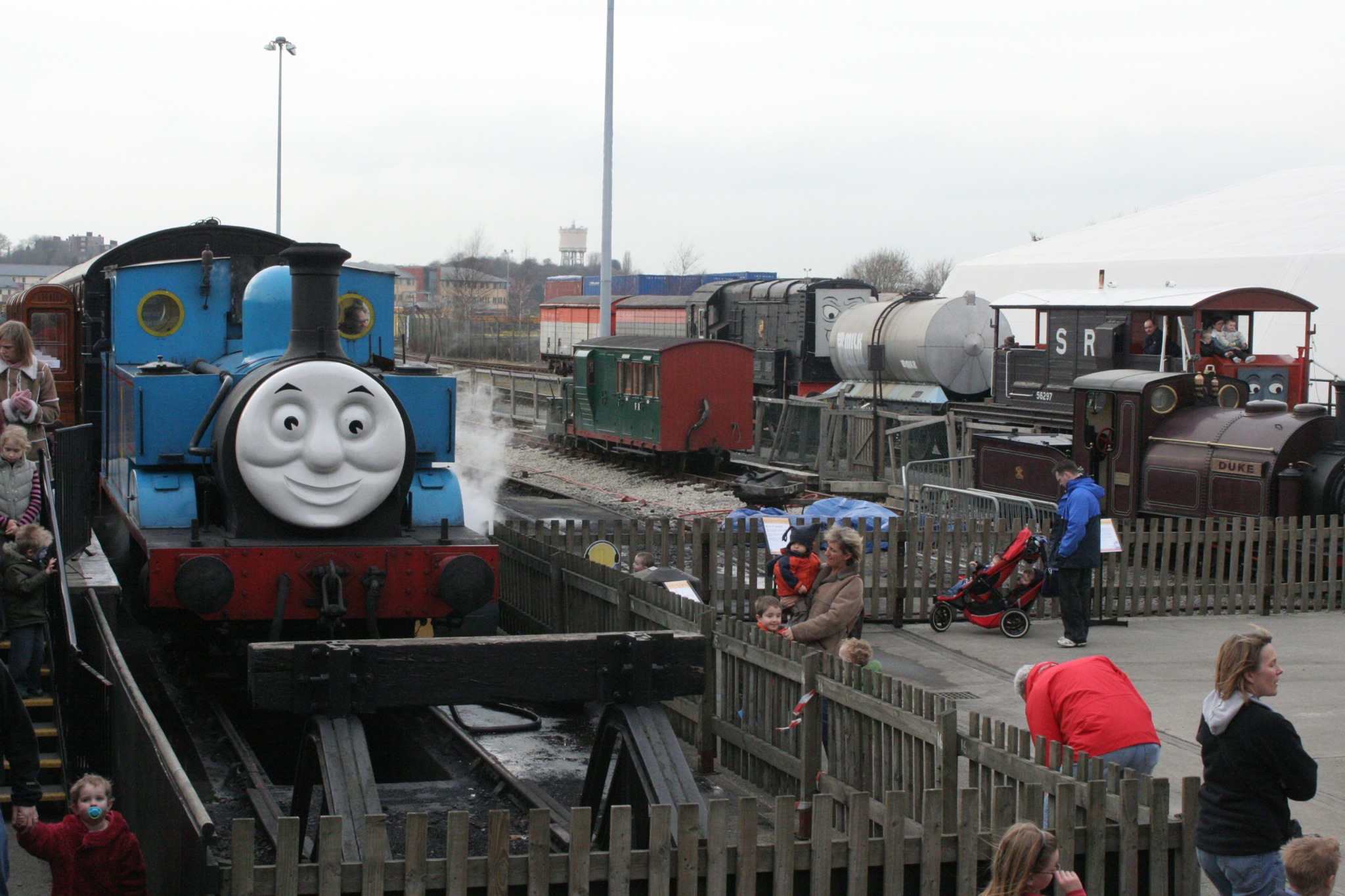 Image Result For Rosie The Train