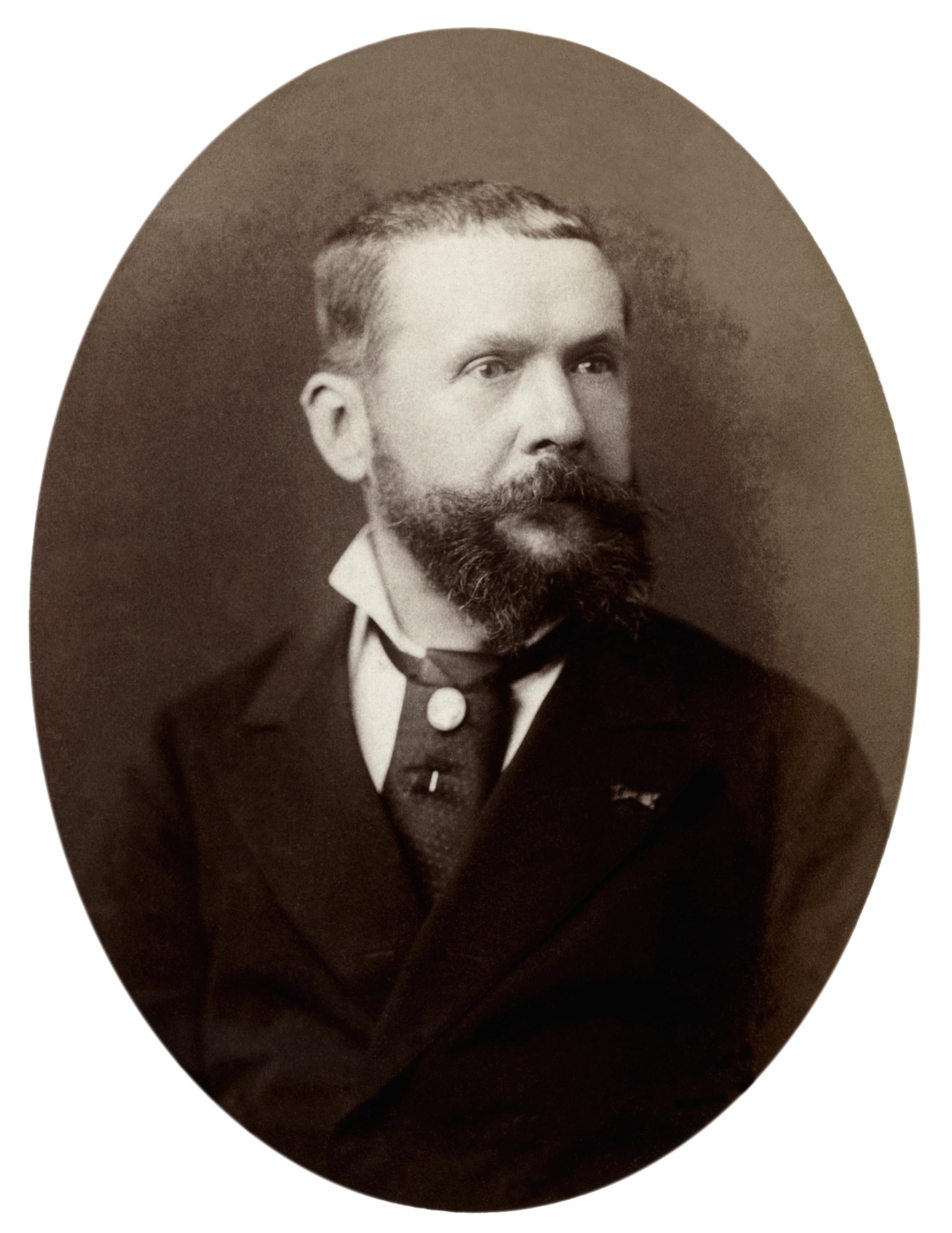 Image of Gaston Tissandier from Wikidata