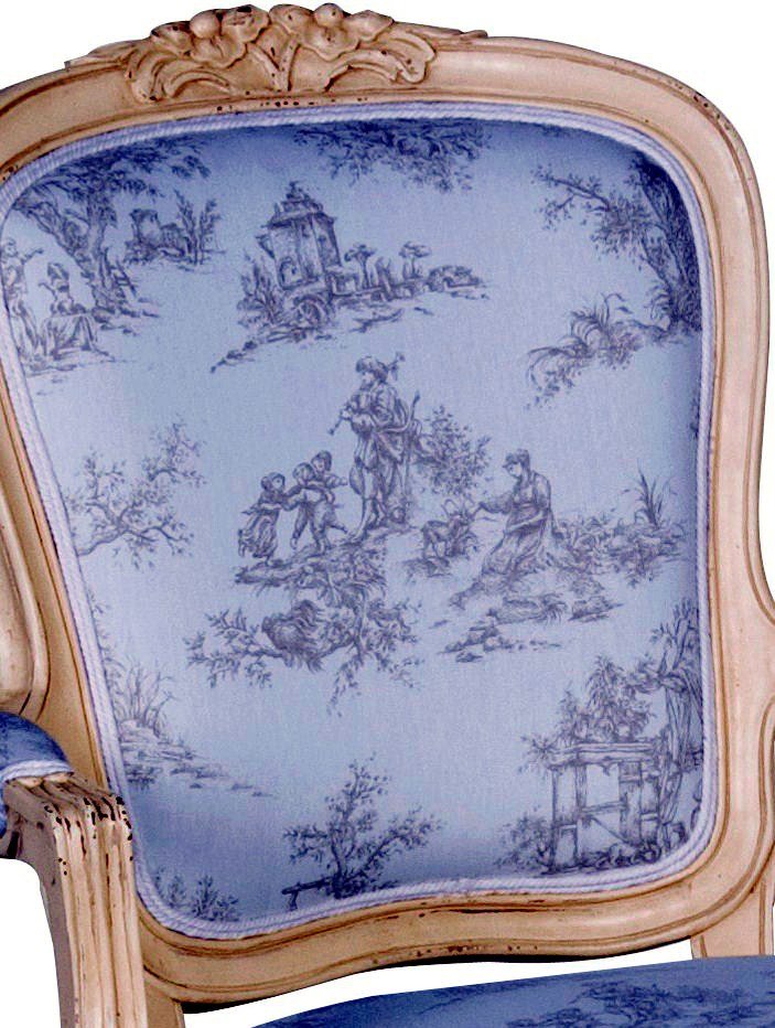 Toile De Jouy Bedding Sale