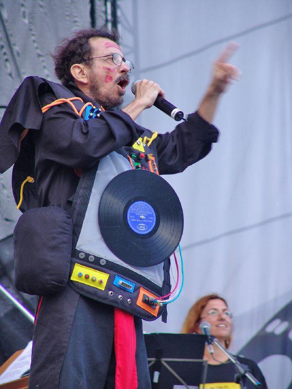 Tom Zé en São Paulo, 2007