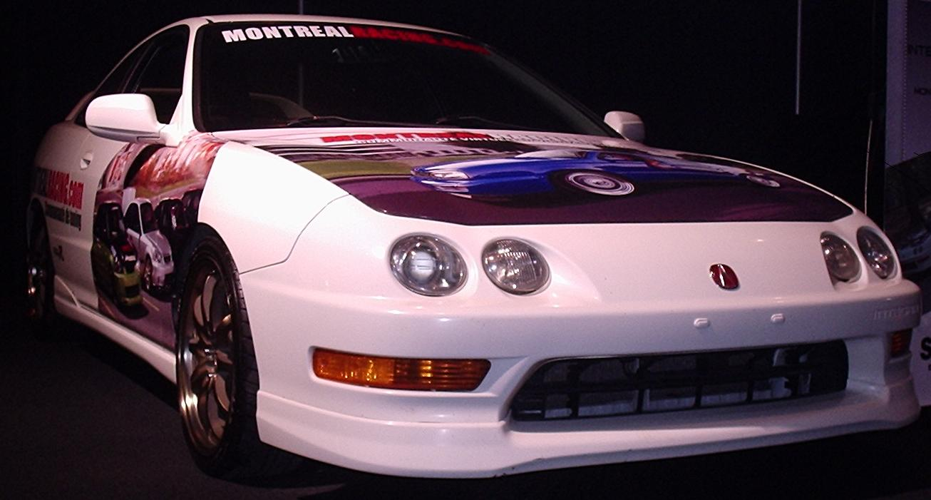 FileTuned 99 Acura Integra Type R MIAS 11