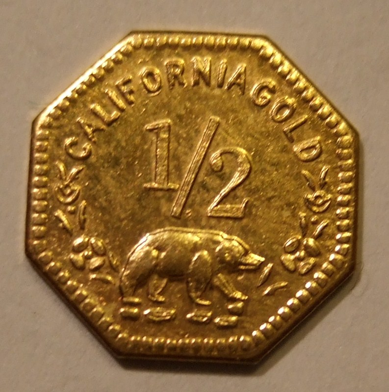 photograph relating to Printable Gold Coins known as California gold coinage - Wikipedia