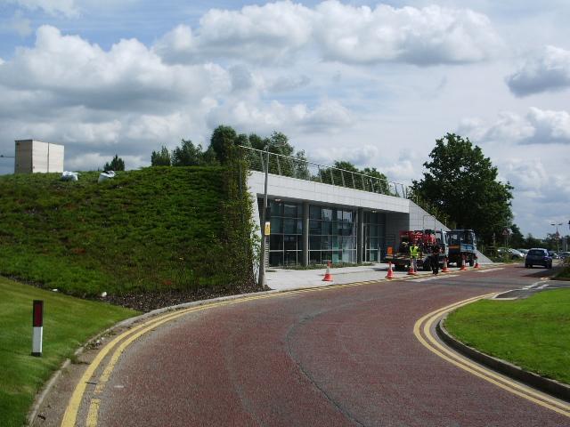 FileUnderground Building At The Royal Preston Hospital