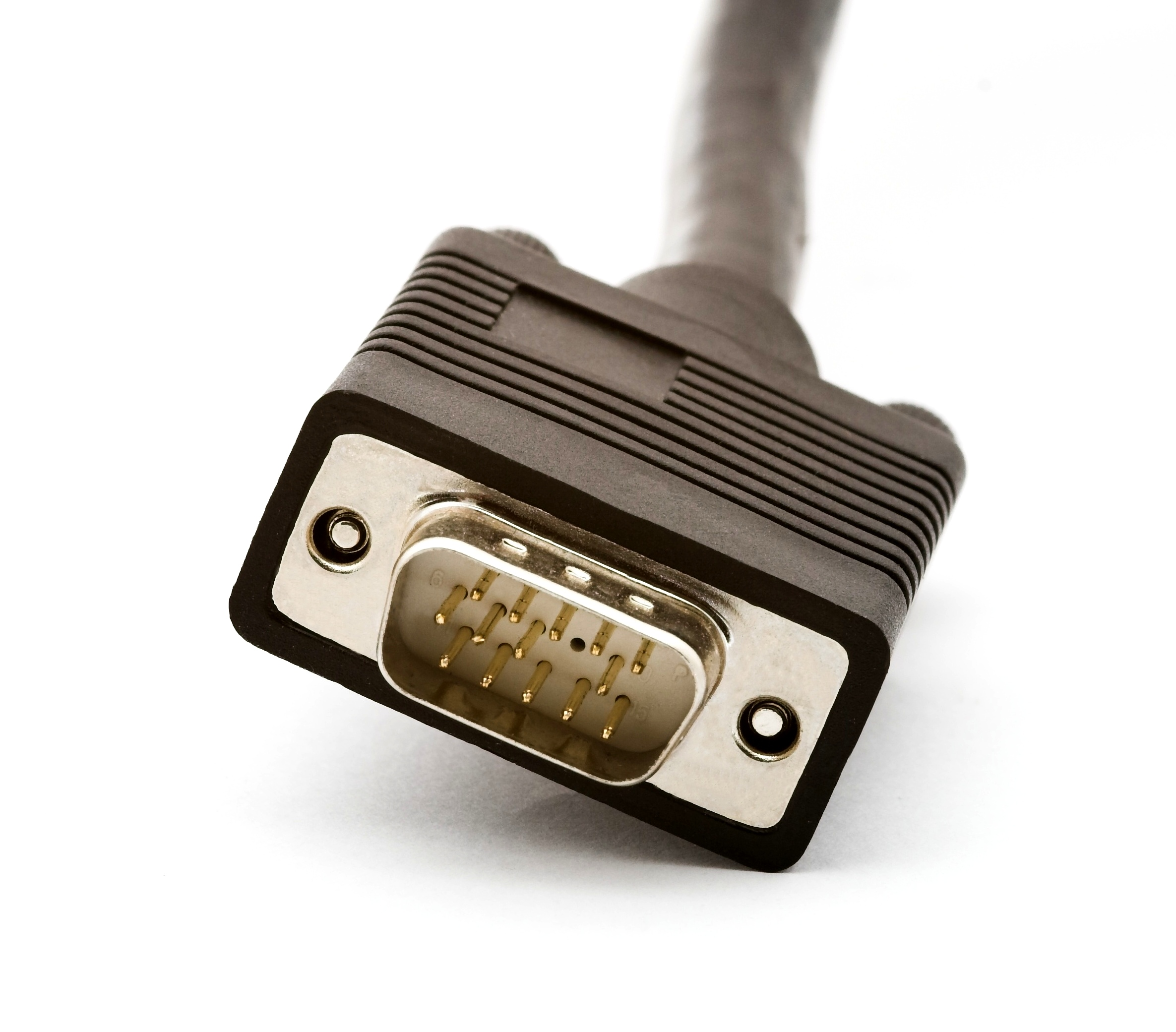 VGA端子(DE-15コネクタ)