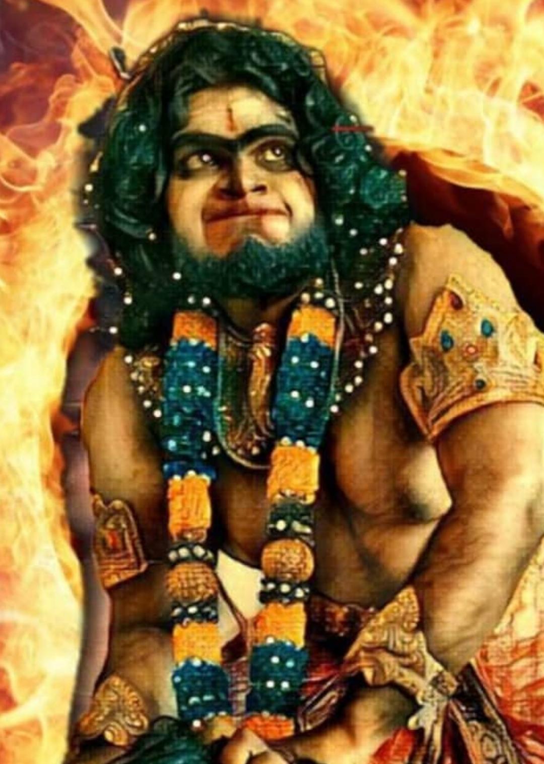 Vali (Ramayana) - Wikipedia