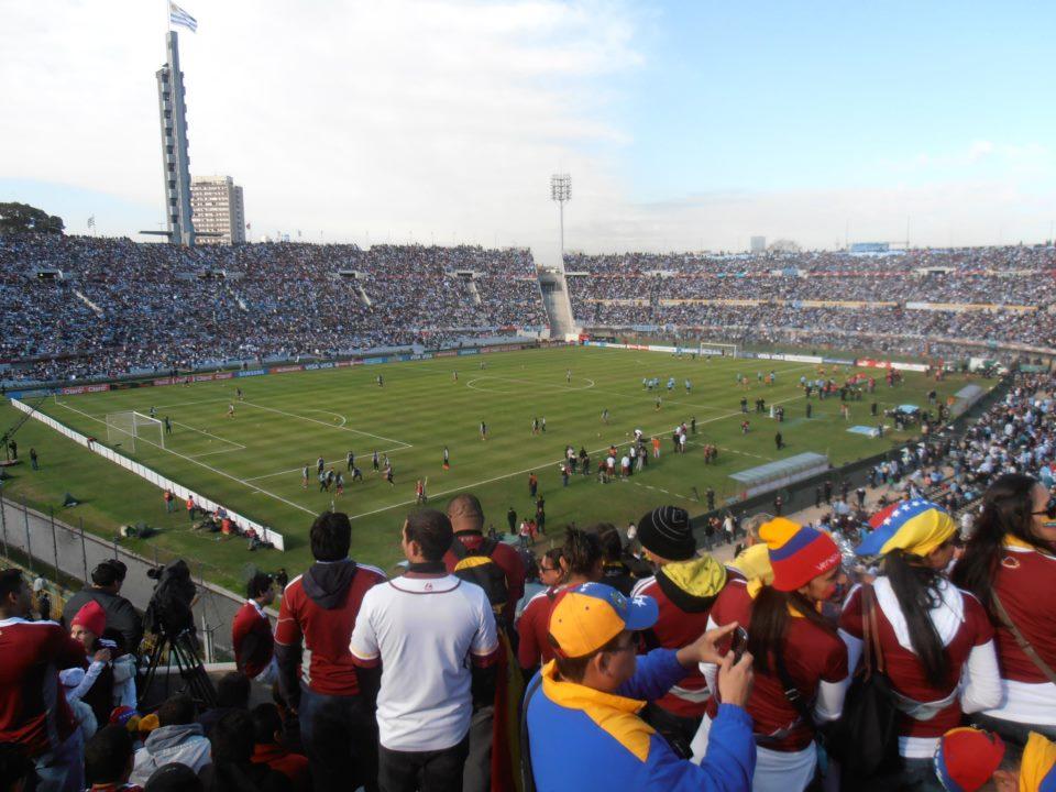 venezuela uruguay
