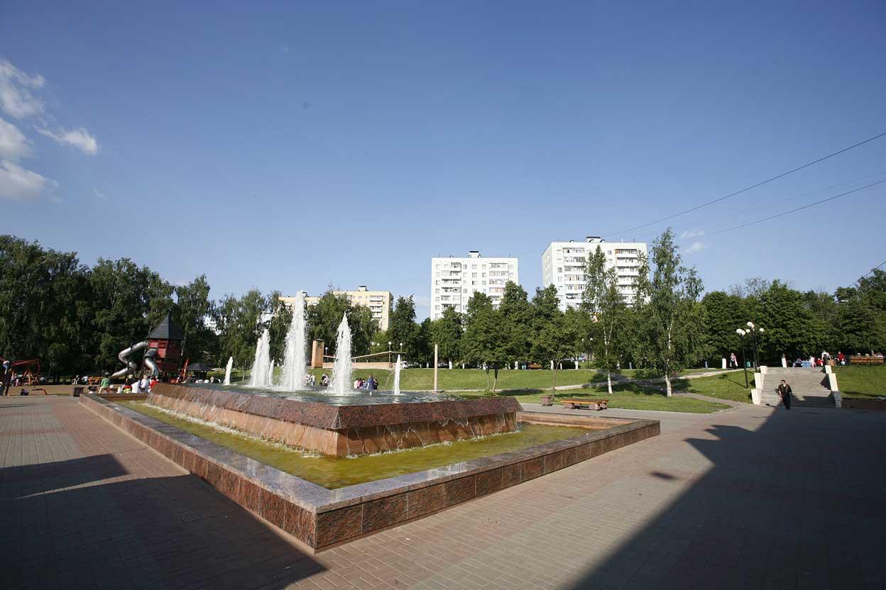 Картинки видное ленинского района, днем