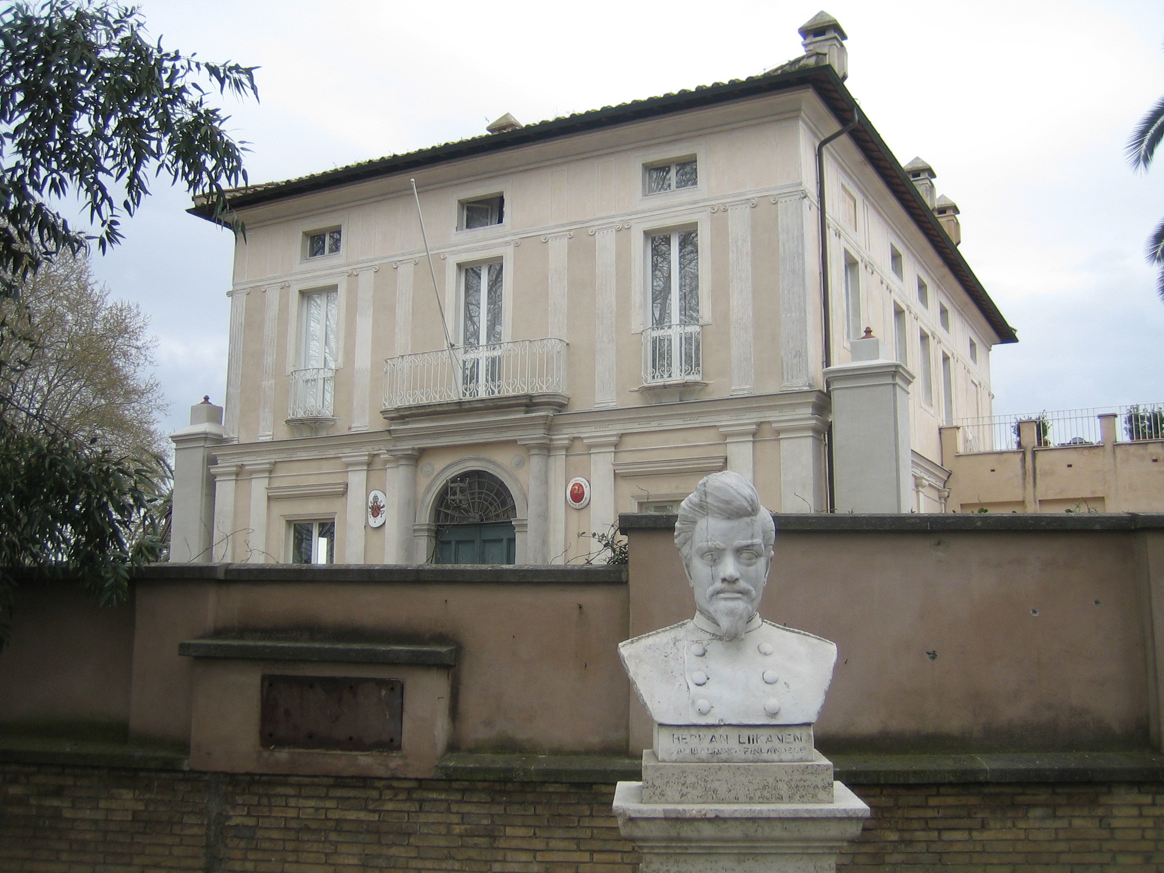 Villa Lante Roma Sacro Cuore