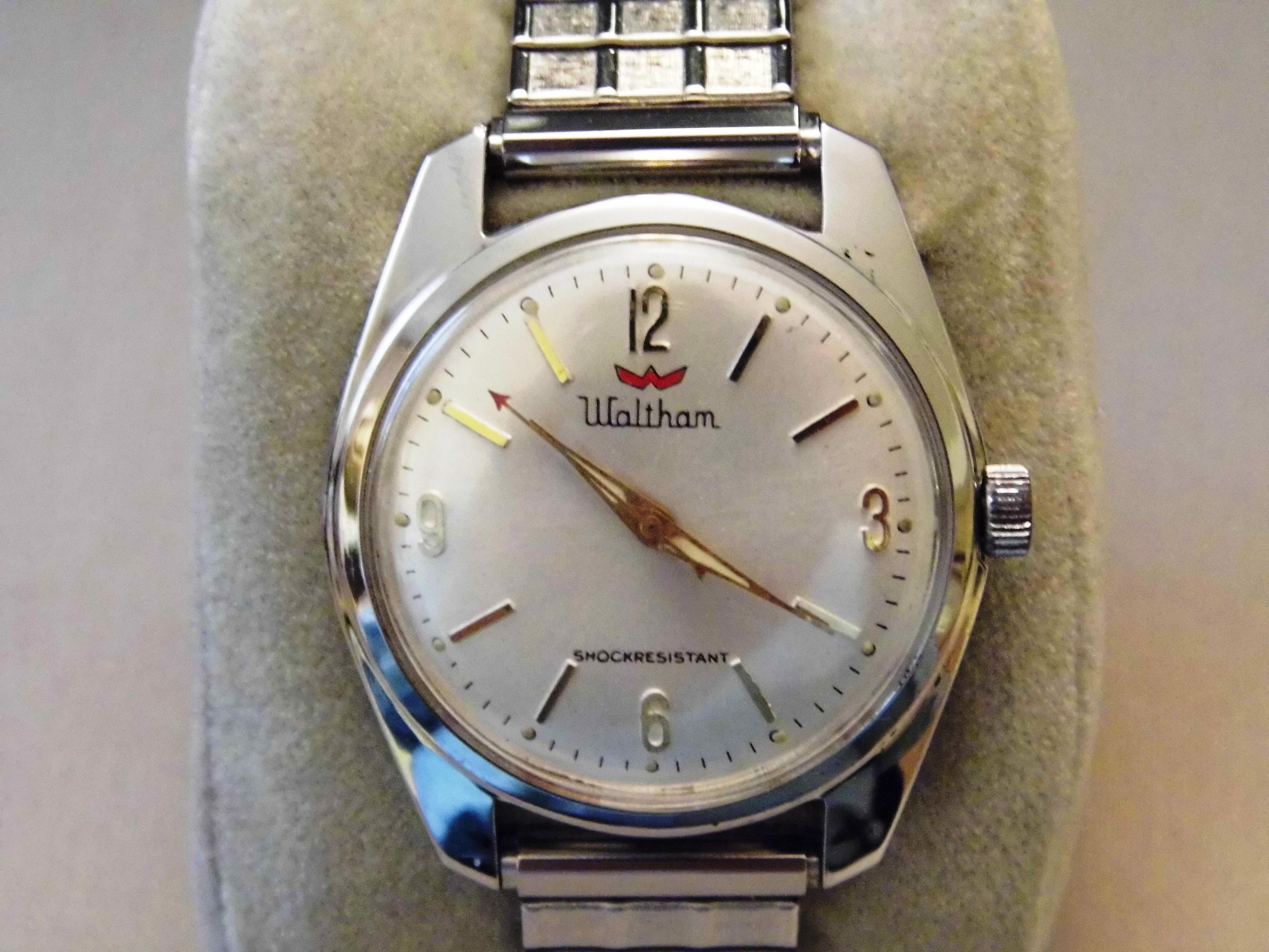 file vintage waltham s manual wind wrist