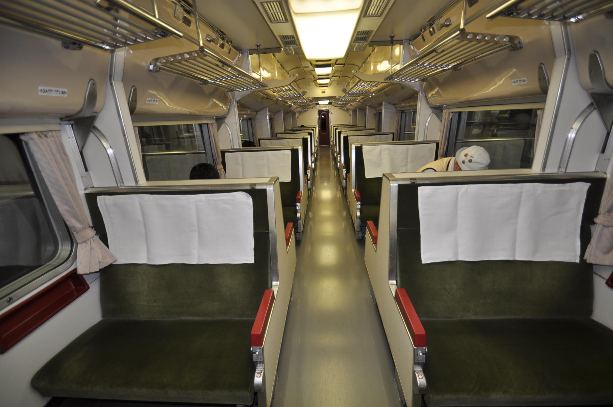 ファイル west japan railway company jr west night train express