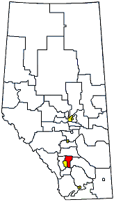 Airdrie-Chestermere Defunct provincial electoral district in Alberta