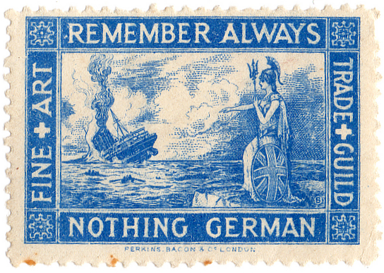 File:World War I propaganda stamp.jpg