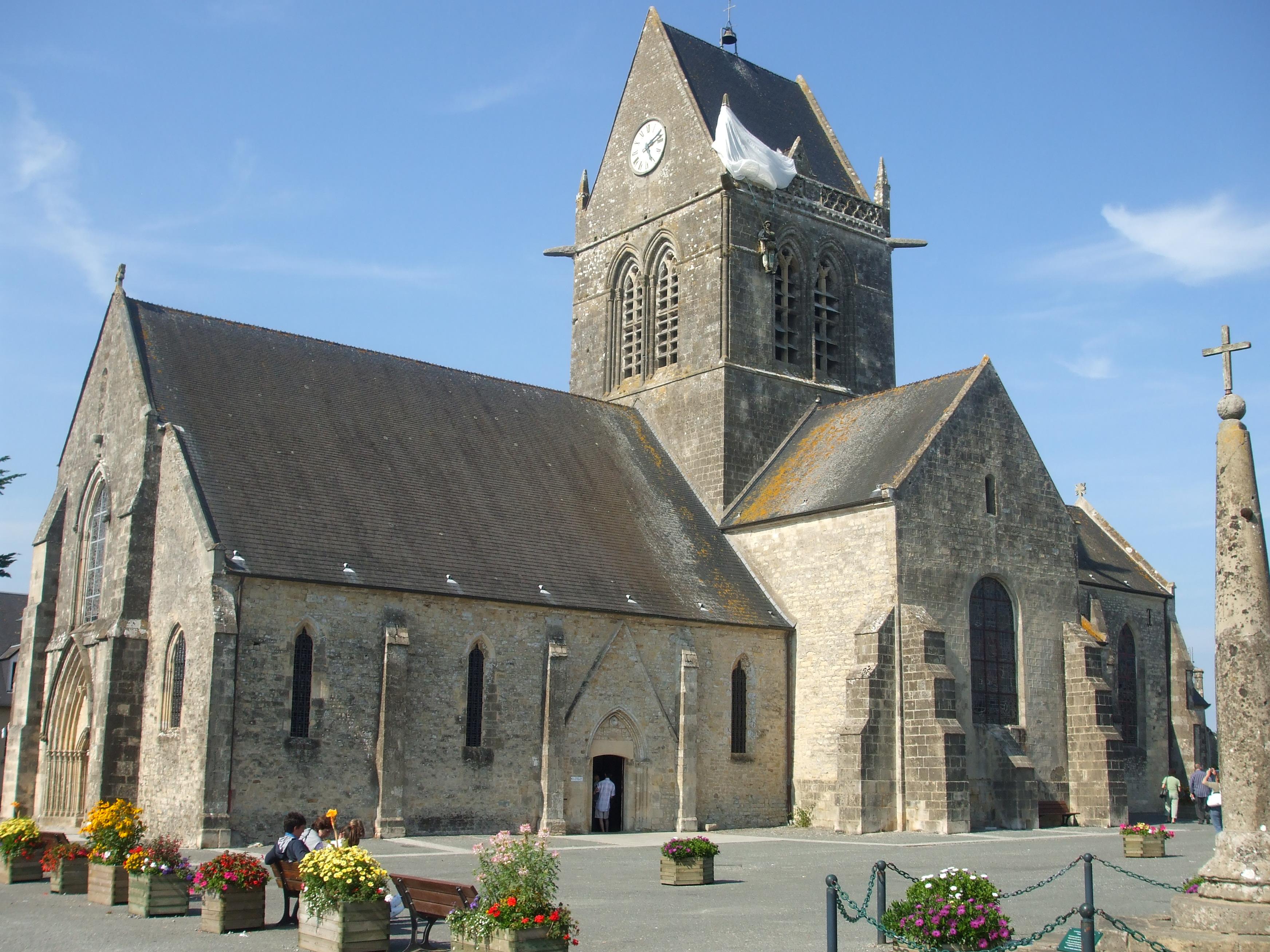 Sainte Mère église Wikipedia