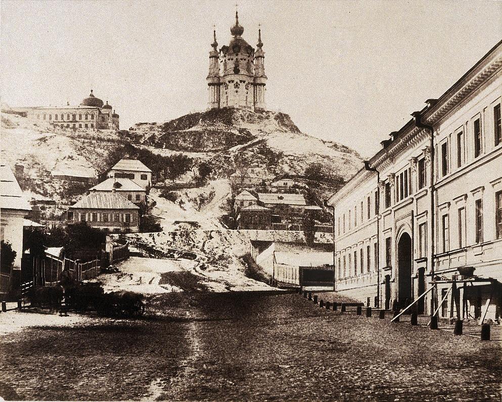 Файл:Андріївська церква.1852.Роджер Фентон.jpg