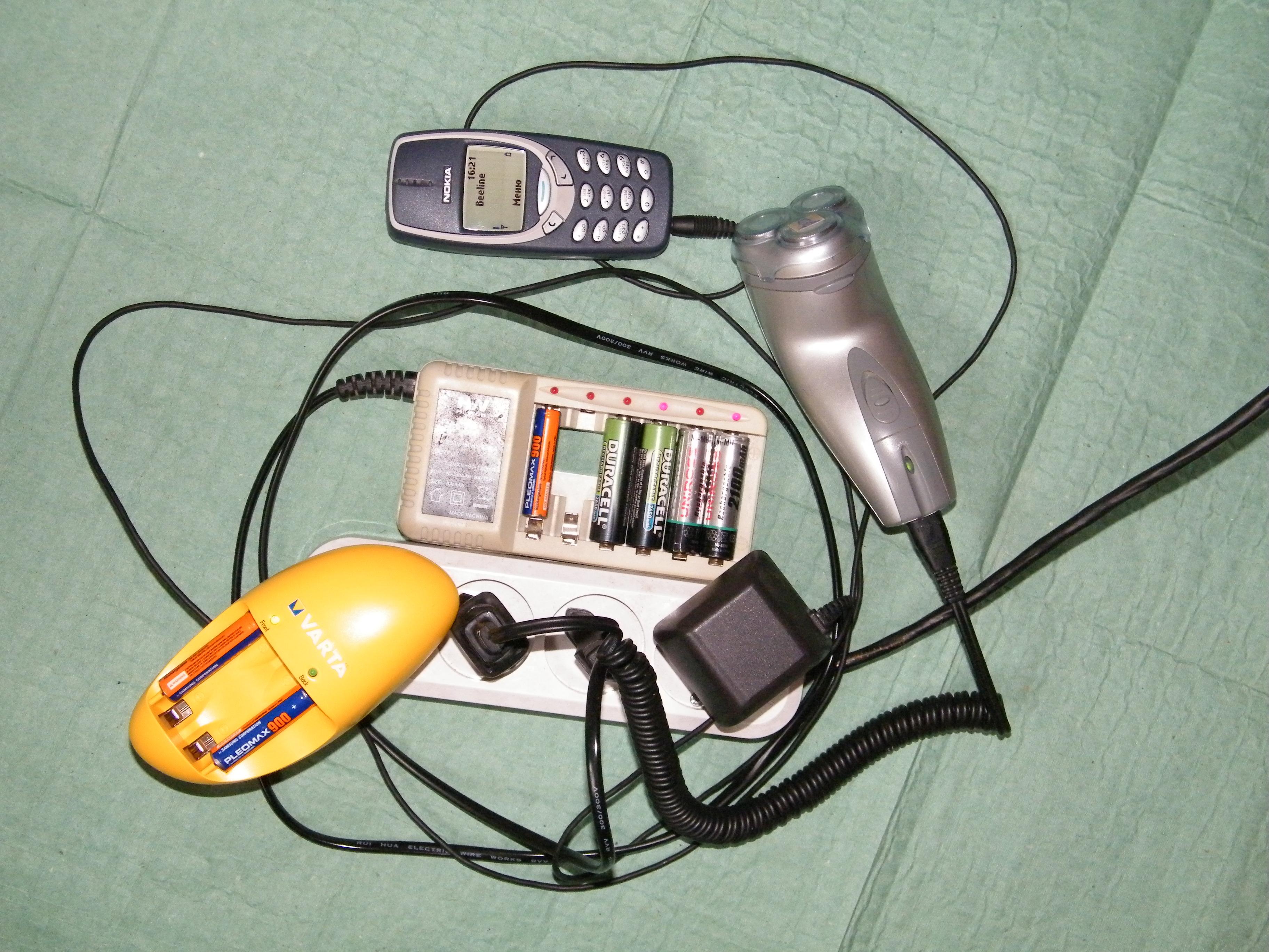 Устройство для зарядки аккумулятора телефона схема