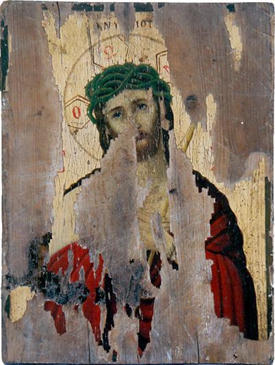 File:092 Christ Bridegroom Icon from Saint Paraskevi Church in Langadas.jpg
