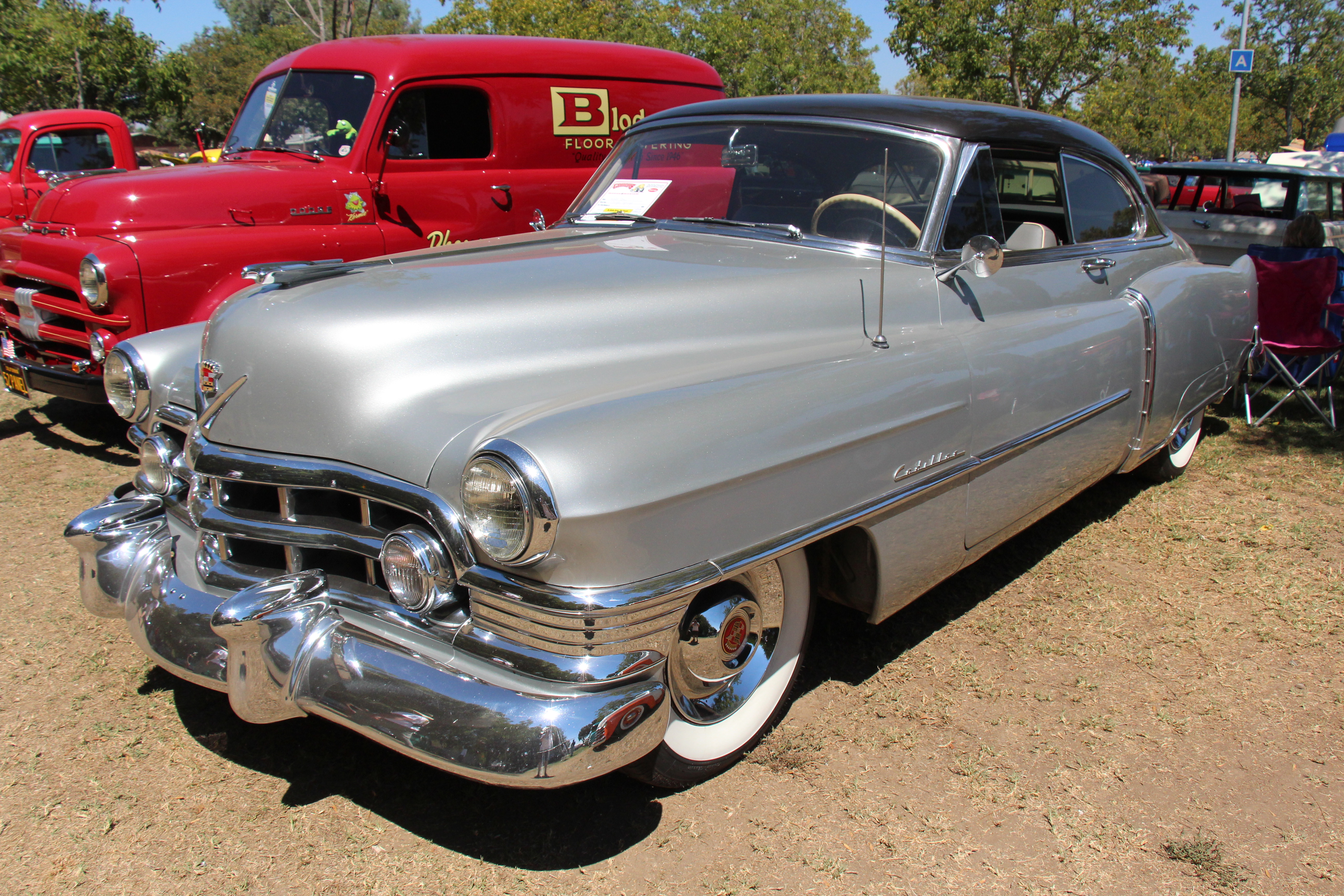 File:1950 Cadillac Series 62 Coupe deVille.jpg - Wikimedia Commons